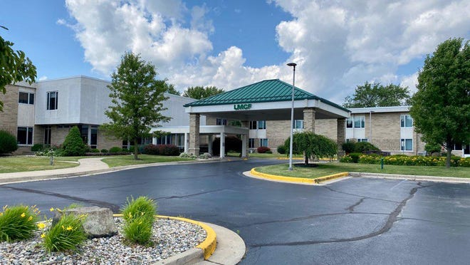 The combined COVID-19 case count at the Lenawee Medical Care Facility nursing home in Adrian grew to eight Monday.
