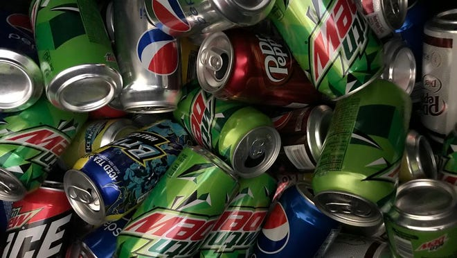 Michigan returnable cans