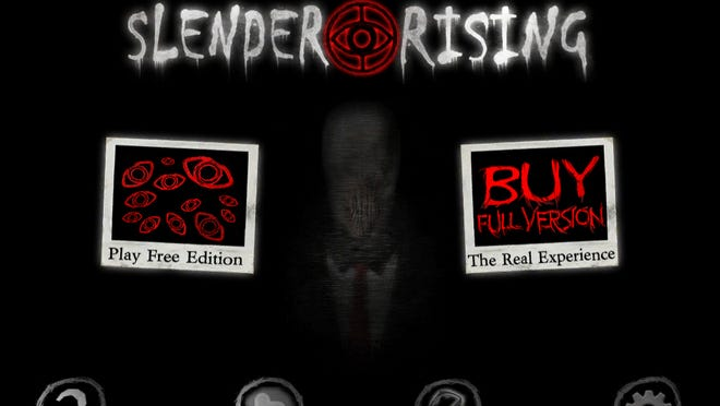 """""""Slender Rising"""" is available in free and paid versions."""