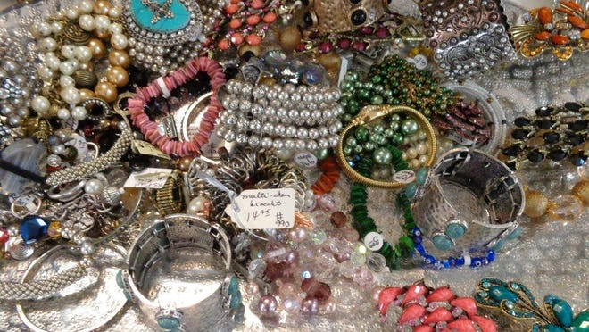 Rhinestones and other costume jewelry have attracted collectors for centuries.