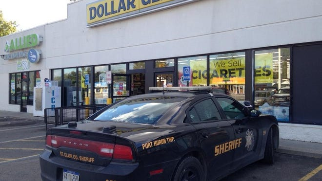 Police are looking for a man who robbed the Dollar General store on 24th Street.