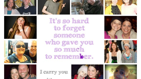 I've known too many young lives that have been lost to cancer.