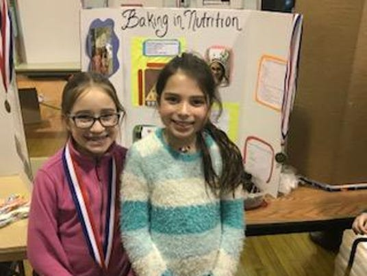Roosevelt science fair