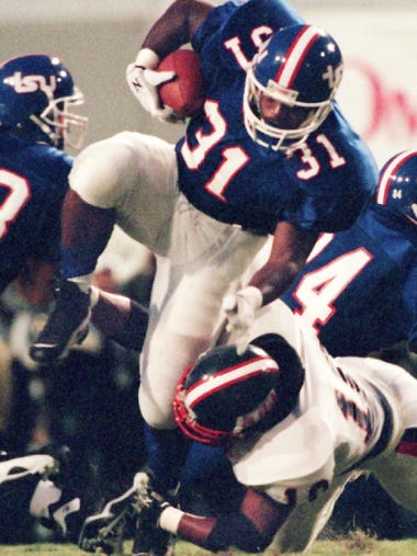SEPT. 14, 1996 - JSU 21, TSU 14: Tennessee State University