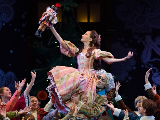 The Cincinnati Ballet's current staging of Tchaikovsky's