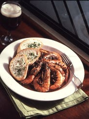 Barbecue shrimp, like these at Mr. B's, is a classic