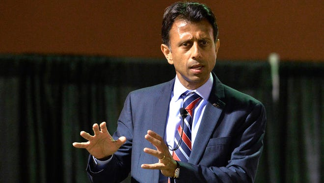 Louisiana Gov. Bobby Jindal's administration is considering deep budget slashing to higher education for the fiscal year that begins July 1 to help close a $1.6 billion shortfall.