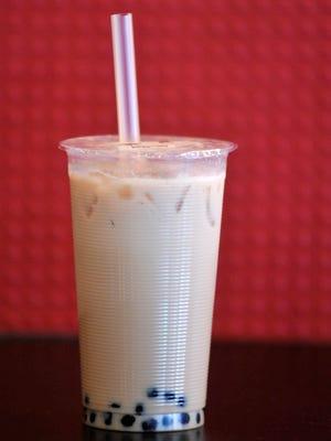 Bubble tea is a sweet, milk tea with tapioca balls. A new tea shop to open in Des Moines will serve the bubble tea.