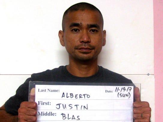 Justin Blas Alberto