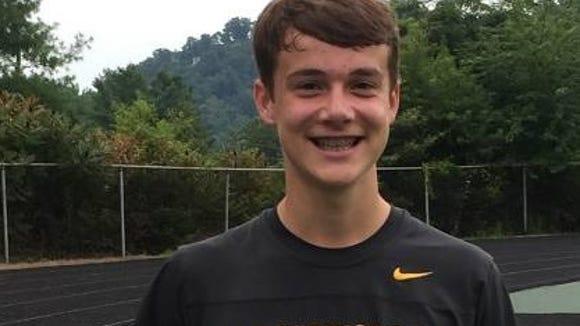 Reynolds sophomore Matthew Kennedy.