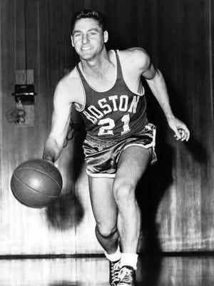 Bill Sharman was a legendary player for the Celtics.