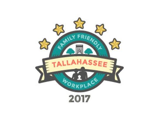 Family Friendly Tallahassee logo.