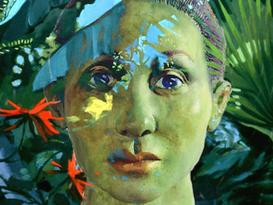 """Caribbean Thoughts Mashup"" by Julia Santos Solomon,"