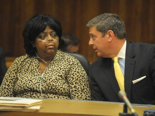 The building's owner, Florence Brown, pleaded guilty