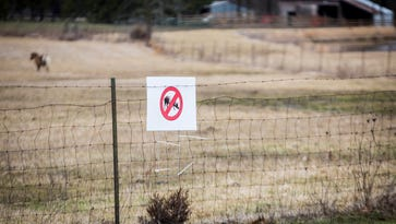 Hog farm opponents scold Delaware County officials