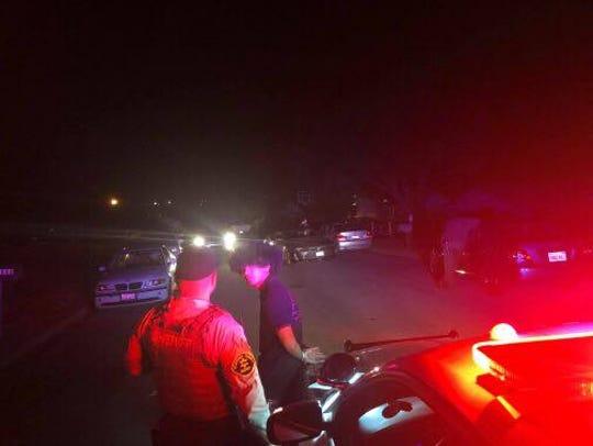 El año pasado, ayudantes del alguacil del condado de Monterey acabaron con la fiesta de más de 100 adolescentes en una casa desocupada en Prunedale. Dijeron que también arrestaron a dos adolescentes en el lugar.