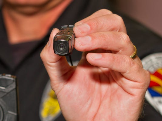 Chandler Police Department body camera