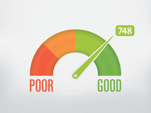 Improve your credit score: A good credit score will