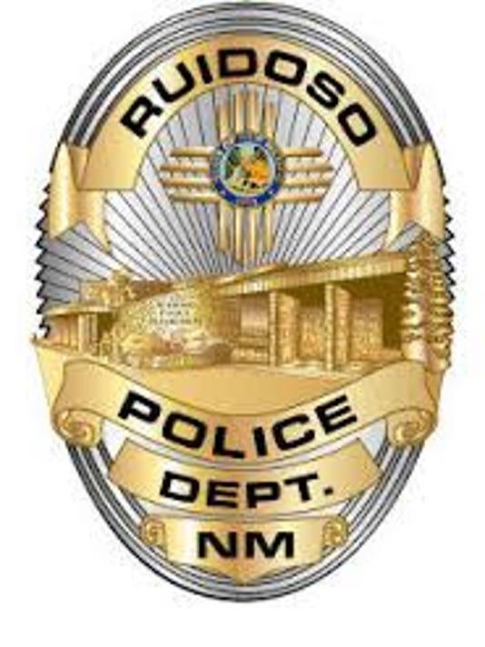 ruidoso police badge