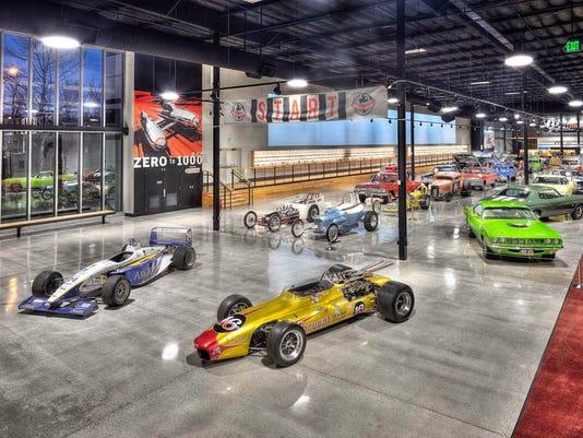 _World of Speed Interior_Main Floor