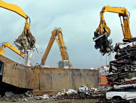Bell Processing Scrap Metal Price List - iScrap App