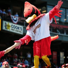 Clutch hits spell doom for Redbirds at New Orleans Friday