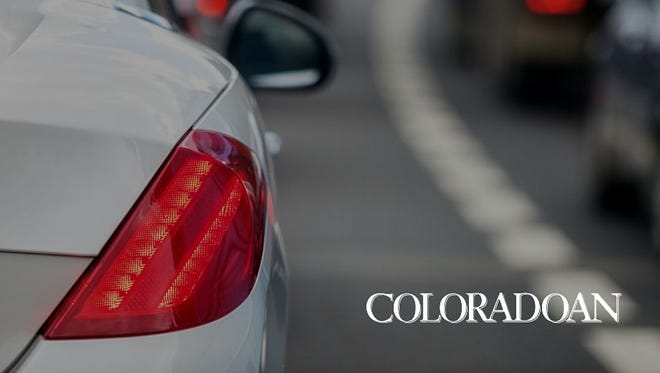 A reported rollover crash is stalling traffic in south Fort Collins Friday.