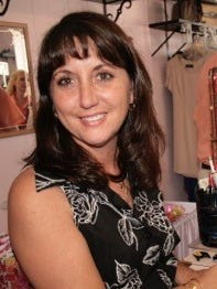 Catherine Baldassare, founder of the Thrift for Education store in Cocoa Beach