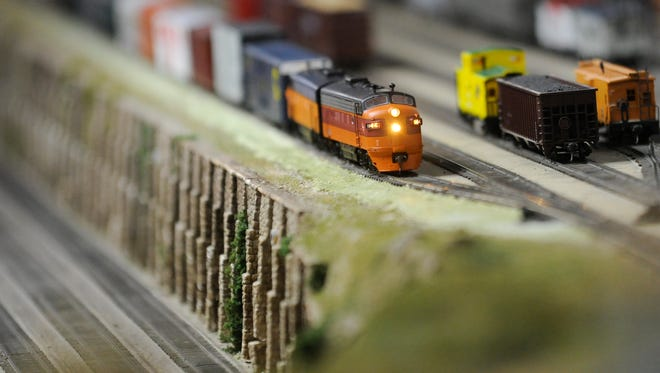 Clipper City Model Railroad Club to host open house