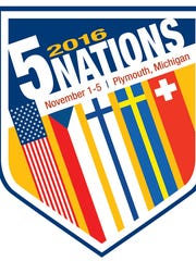 FIVE NATIONS LOGO