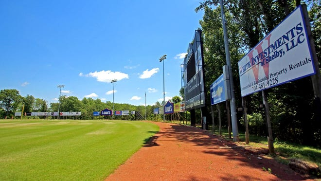 Fence replacement is one of on the ongoing renovations set for Veterans Field at Keeter Stadium.