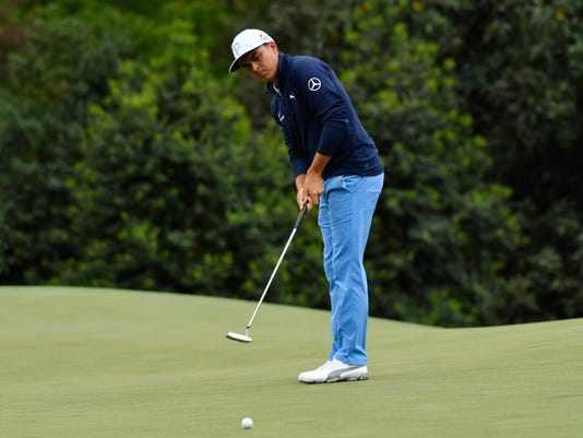 PGA: Masters Tournament - Third Round