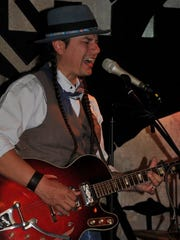 Musician CW Ayon will play for the Native Daydreams