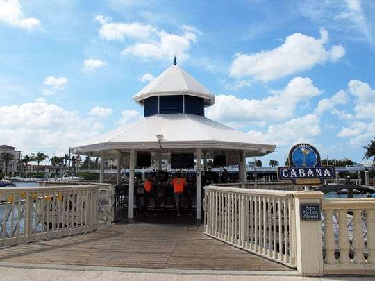 The tiny Shane's Cabana Bar on the edge of Bayfront and the Gordon River will be expanded this year into a restaurant and bar.