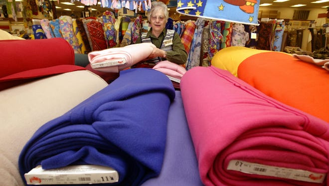 Hancock Fabrics will begin liquidation of all stores in its chain.