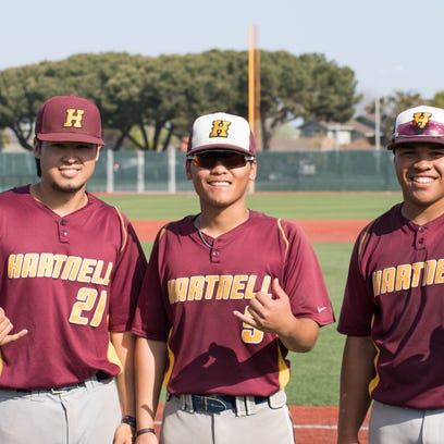 Hawaiian players bring island flair to Hartnell baseball diamond