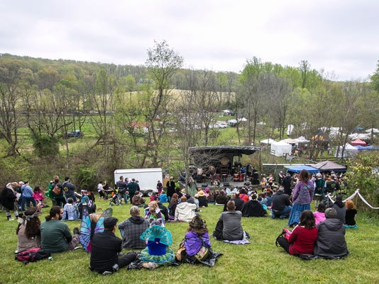 25th Annual Fairie Festival Glen Rock