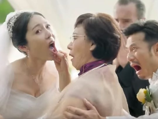 This Audi commercial, which was pulled in China after