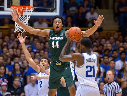 Michigan State v Duke