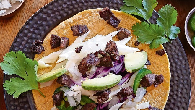 That mystery meat you found in the freezer probably would go well in a taco.