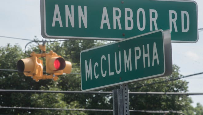 Local officials are upset that an intersection improvement project does not include a four-way traffic signal.