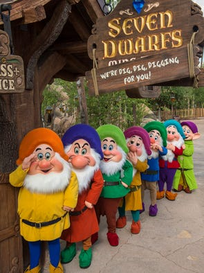 The Seven Dwarfs Mine Train is the first new roller coaster at Walt Disney World since 2006 and the crown jewel of New Fantasyland, the largest expansion in Magic Kingdom history.