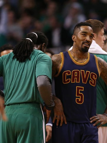 J.R. Smith will miss the first two games of the Cleveland