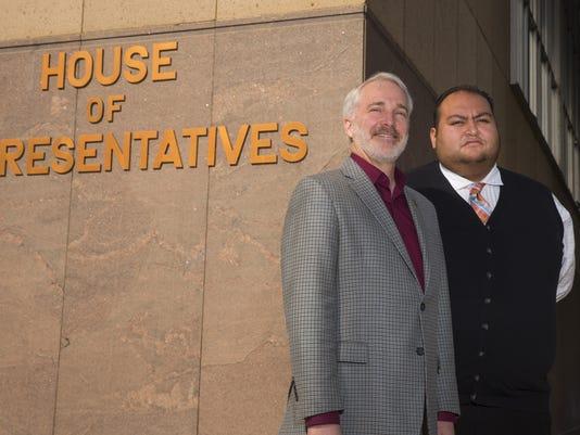 Arizona Reps. Daniel Hernandez & Randall S. Friese 2018