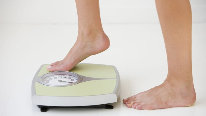 Most people gain weight this time of year due to consuming