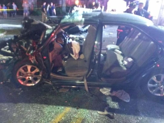 Charge: Driver in fatal Palmer Road crash in Yonkers was drunk