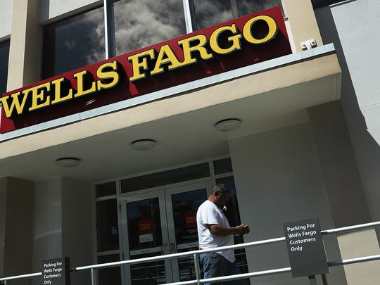 Wells Fargo had the second-worst reputation in the