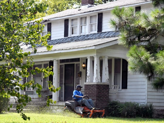 One of the oldest home on Natchez Street is the Merrill-Williams