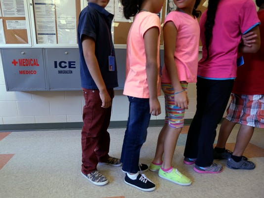 Military bases eyed for temporary shelter for growing number of migrant children