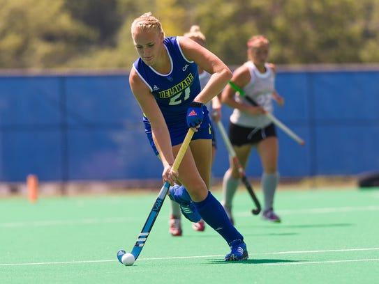 Greta Nauck was national player of the year while sparking